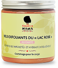 gommage exfoliant lac rose